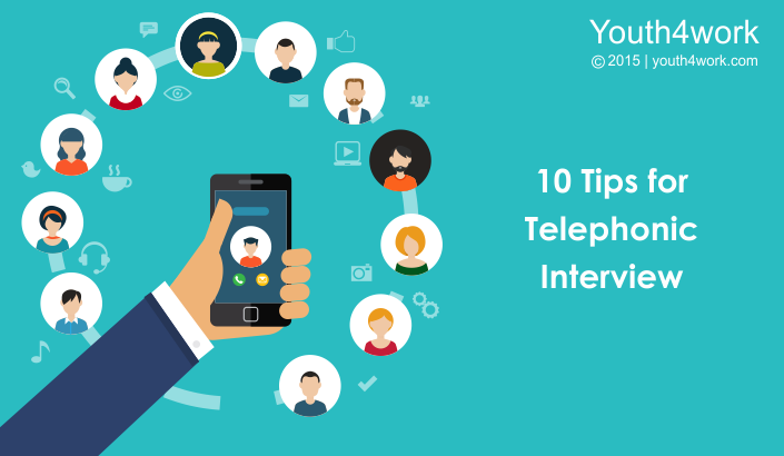 10 Tips for phone interview questions