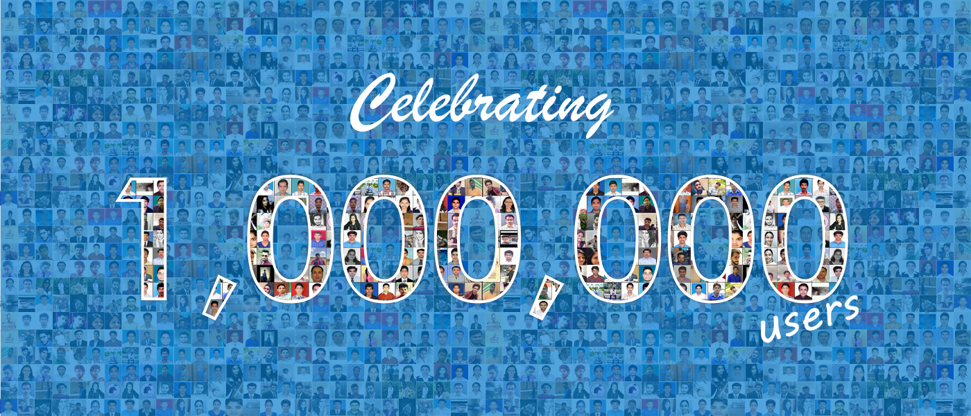"Youth4work Crosses Million User Base, Says, ""Happy to Achieve the Milestone!"""
