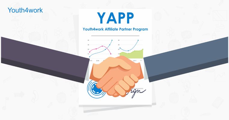 Youth4work Affiliate Partner Program