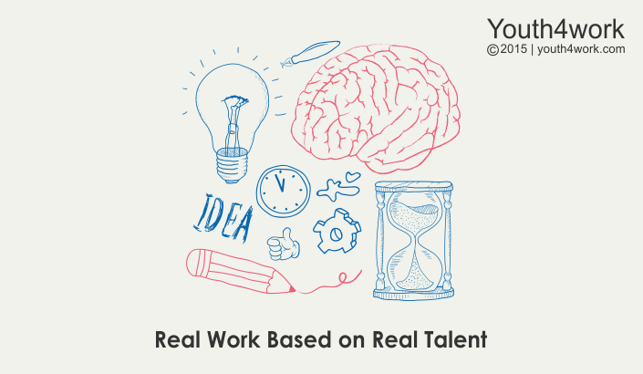 Youth4work helps you Prove your Talents